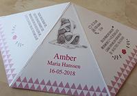 Amber Hanssen geboren!