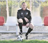 André Maas verlaat v.v. de Fendert