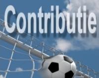 Contributie 3e kwartaal seizoen 2016-2017