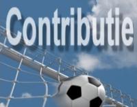 Contributie 3e kwartaal seizoen 2018-2019