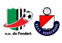 De Fendert JO11-3 - Roosendaal JO11-8