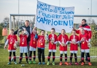 JO11-1, the A-team, kampioen!