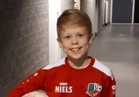 Frenky's Chocolate Pupil van de Week: Niels de Graaf!