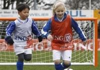 Ontwikkeling pupillenvoetbal