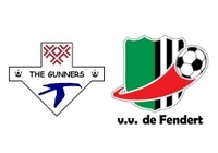 The Gunners 1 - De Fendert 1
