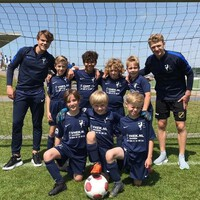 Voetbalschool For The Players komt naar sportpark De Fendert!