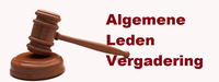 Agenda Algemene Ledenvergadering 29 oktober 2021