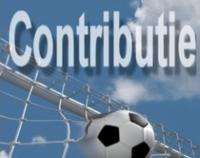 Contributie 3e kwartaal seizoen 2015-2016
