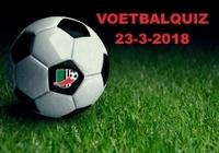 Voetbalquiz 2018